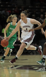Lady Bears Turn Over SIU For 81-61 Victory