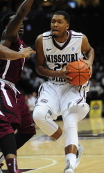 Beane Scores 26 to Lift SIU Over Bears