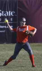 Softball Home Stand Continues with MVC Series Versus Evansville