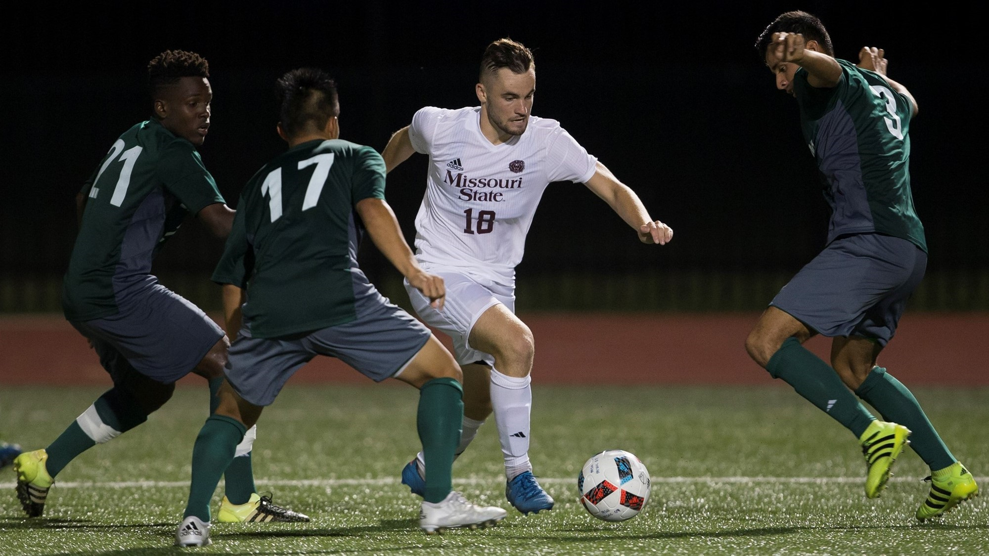 Men's Soccer Travels to Memphis for First Road Game of the Season