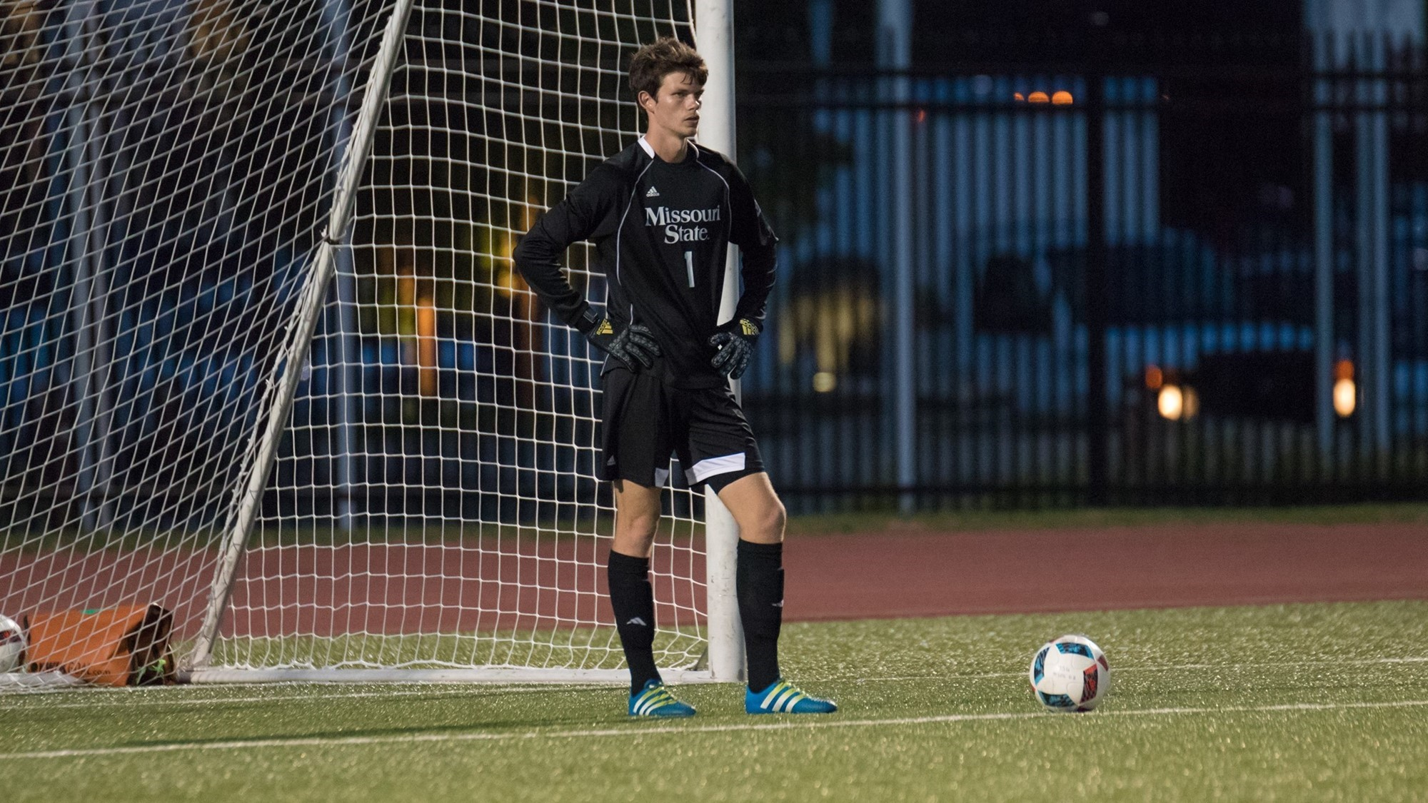 Men's Soccer Hosts Bradley to Open Conference Play