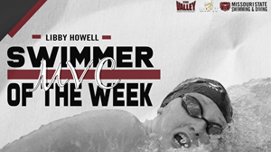 Howell Swimmer of the Week