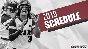Softball Schedule Graphic